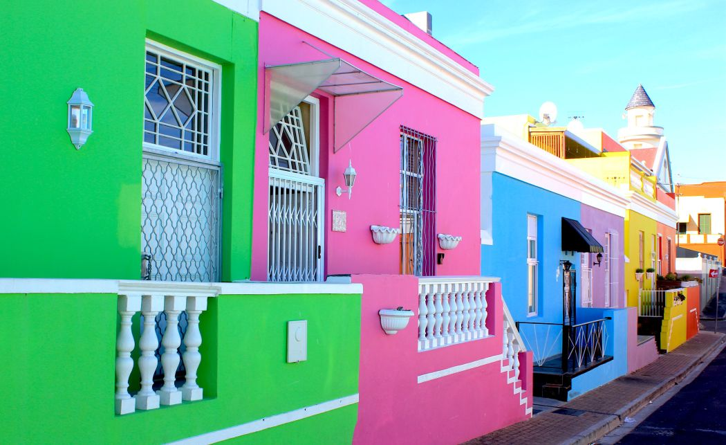 Proof Cape Town Is The Most Colourful City On Earth