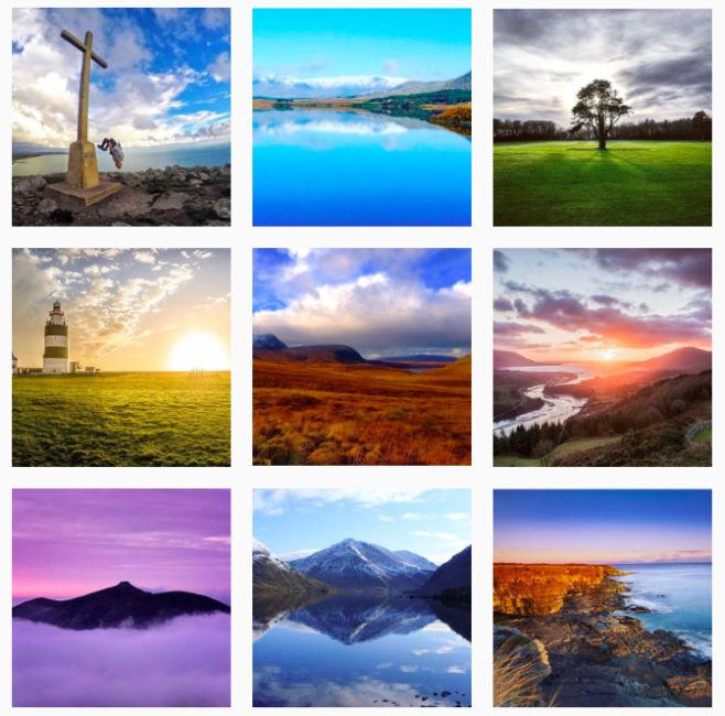 top-irish-instagram-accounts