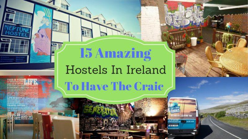 best hostels in Ireland
