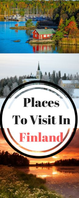 Places To See In Finland Journalist On The Run