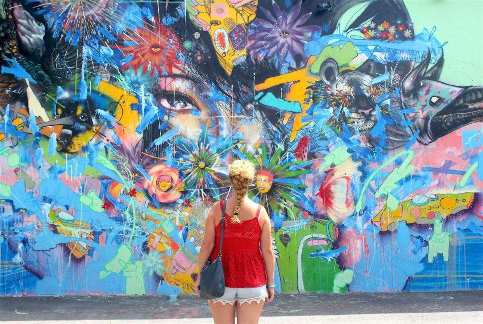 Exploring The Best Of Miami Street Art – Wynwood Walls