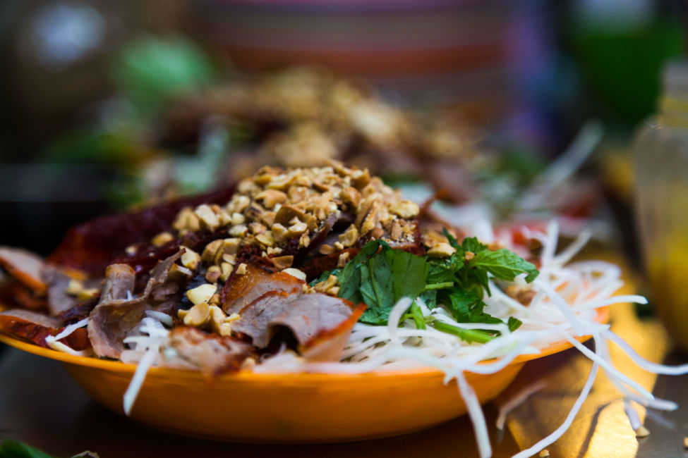 Why You NEED To Do A Street Food Tour in Hanoi