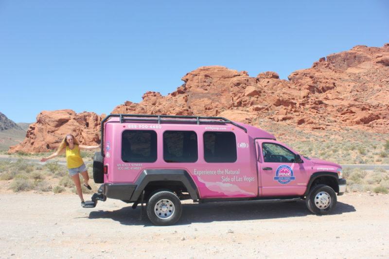 Pink Jeep Tour