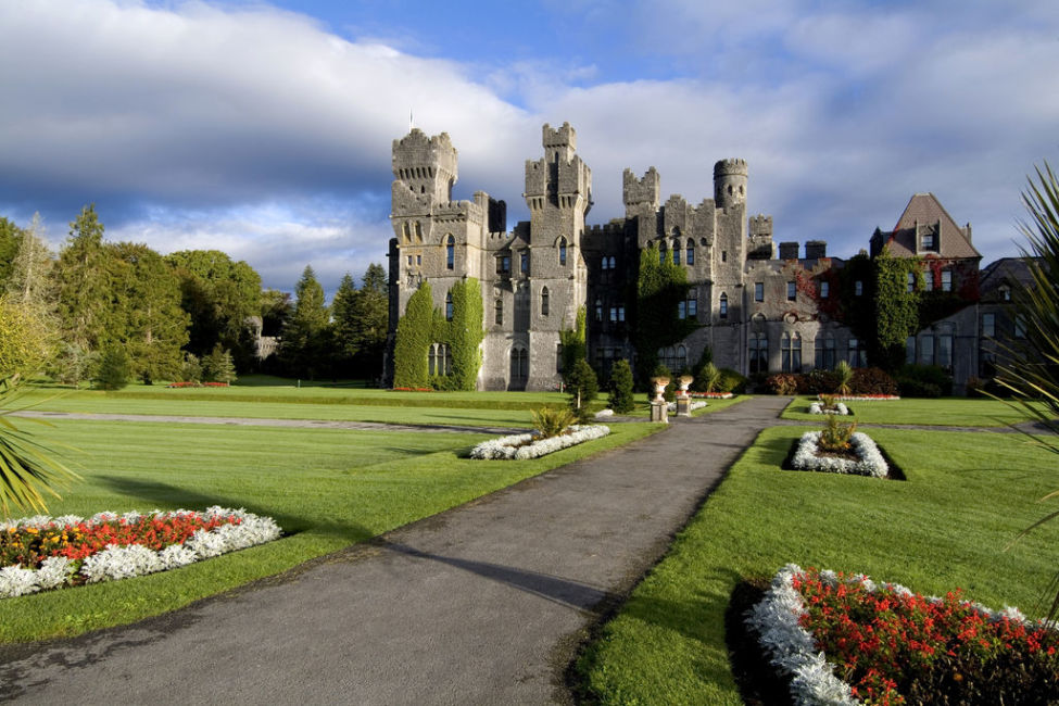 Magical Castles In Ireland To Stay The Night
