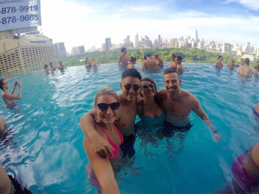 12 Awesome Party Hostels in Bangkok – Plus POOL PARTIES!