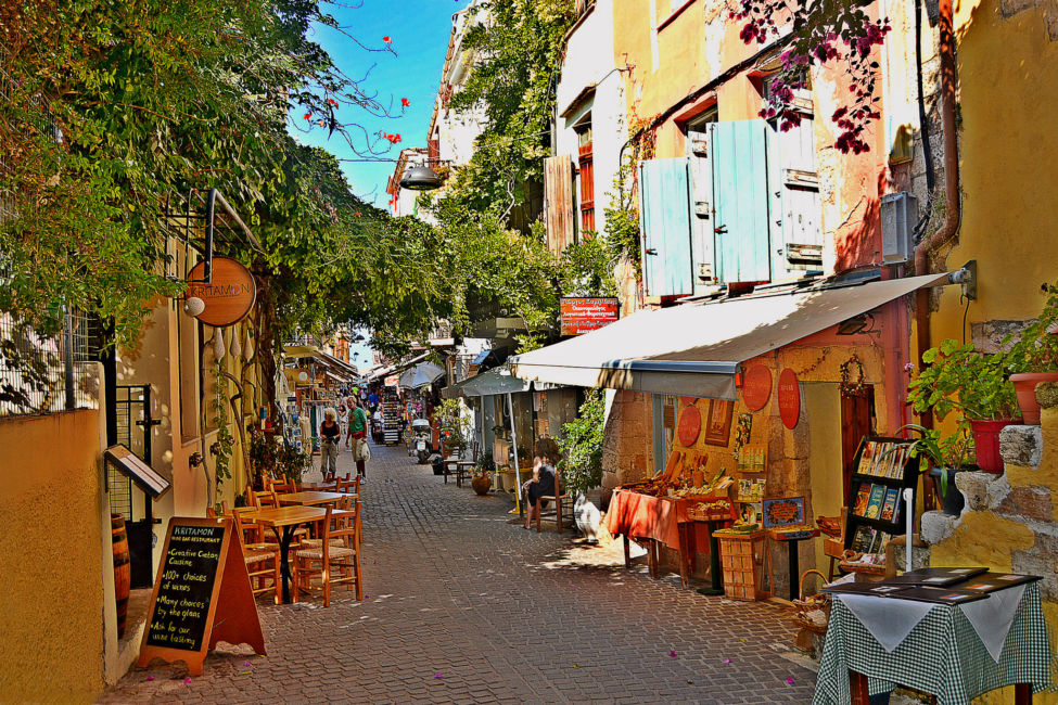 Things to do in Crete / Chania