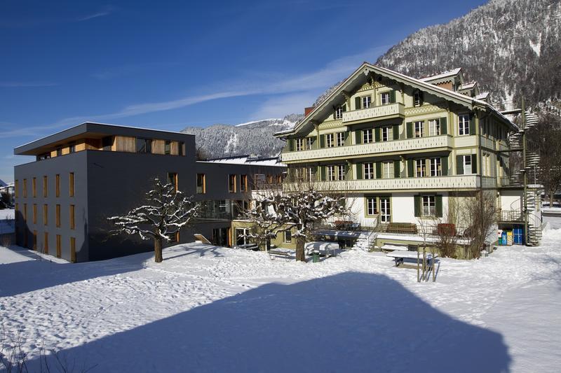 Hostels in Switzerland Interlaken