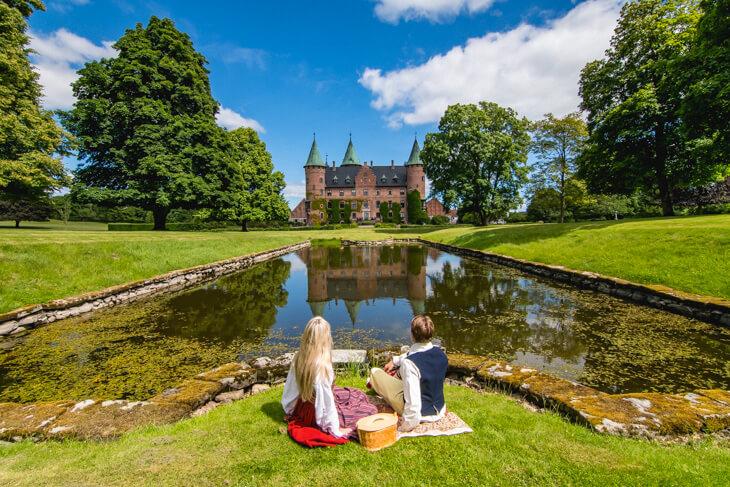 sweden in summer - picnics