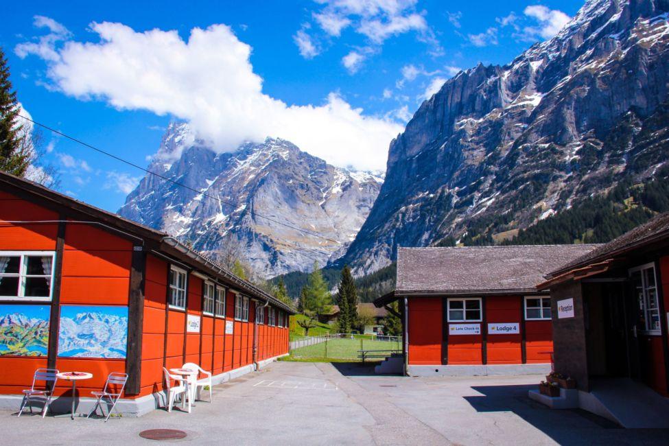 Best Hostels in Switzerland