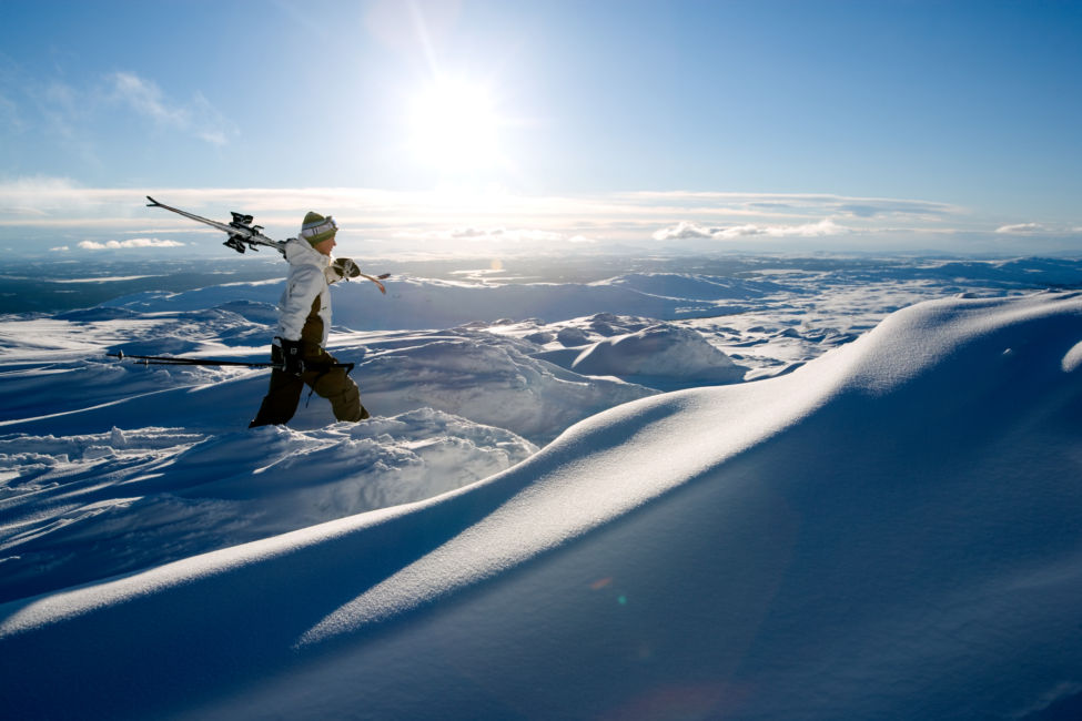 Things to do in sweden in winter