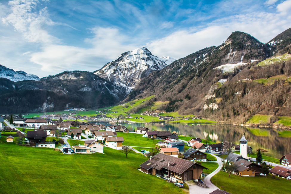 Where To Go In Switzerland Most Beautiful Towns And Villages