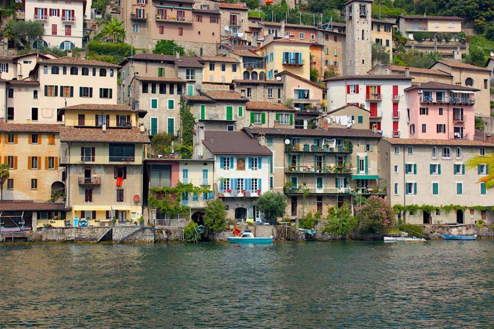 where to go in switzerland: Lugano