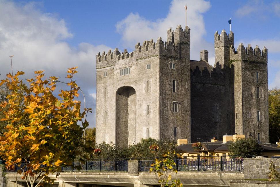 Your Irish Bucket List - Bunratty Castle