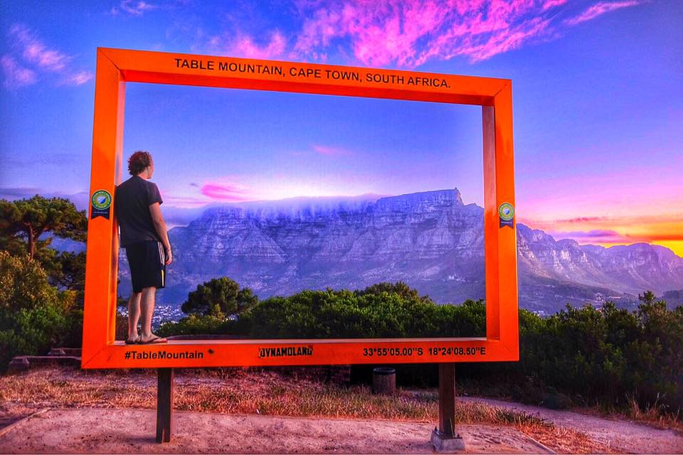 Beautiful places to visit in cape town for first timers for Countries to go on vacation