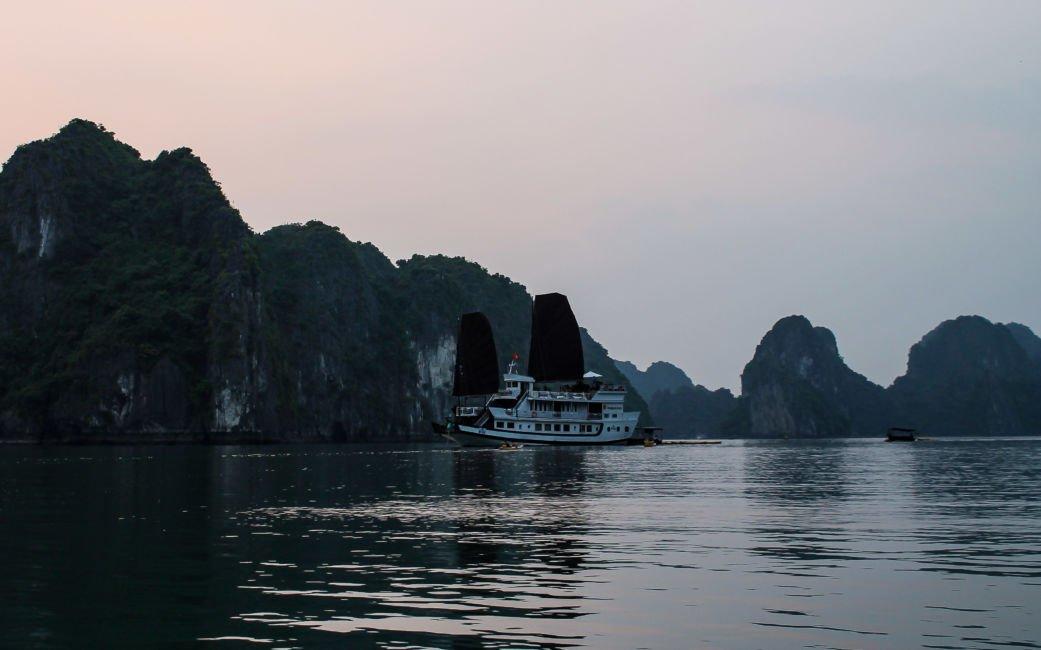 Bai Tu Long Bay Cruise - A Quieter Version of Halong Bay