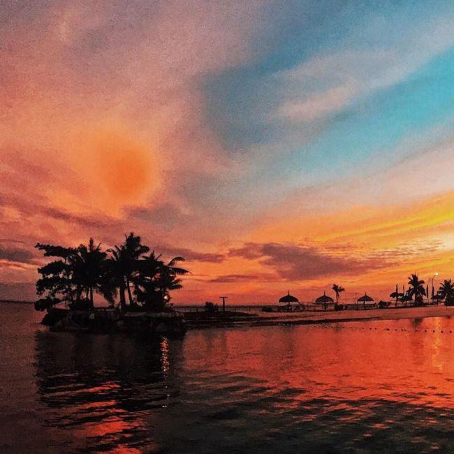 things to do in cebu sunset