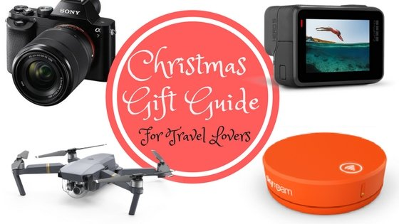gift guide travel lovers