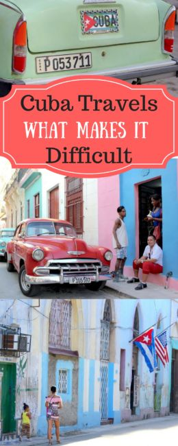 travels to Cuba