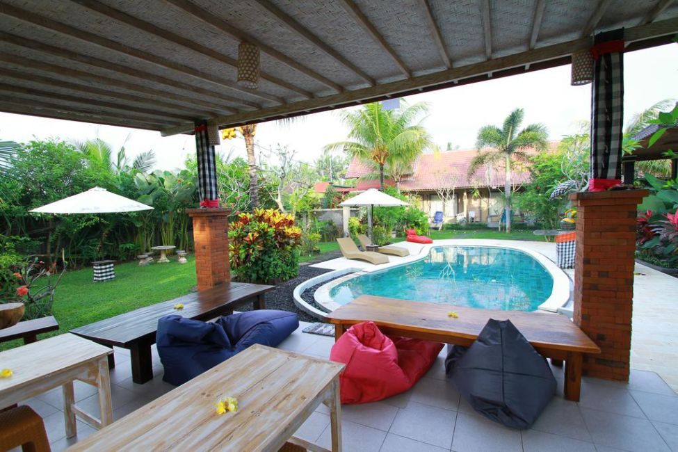 Where to stay in bali for singles