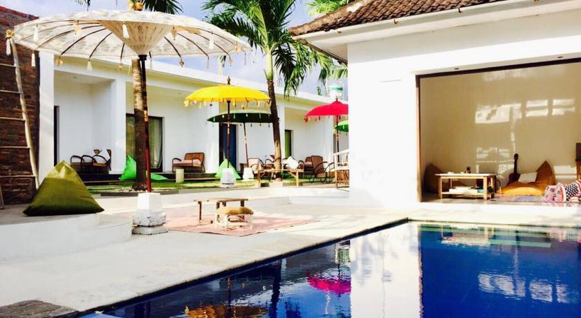 best hostels in bali