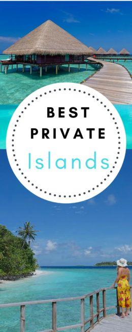 Top Luxury Islands