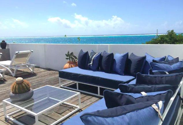 airbnb aruba beach view