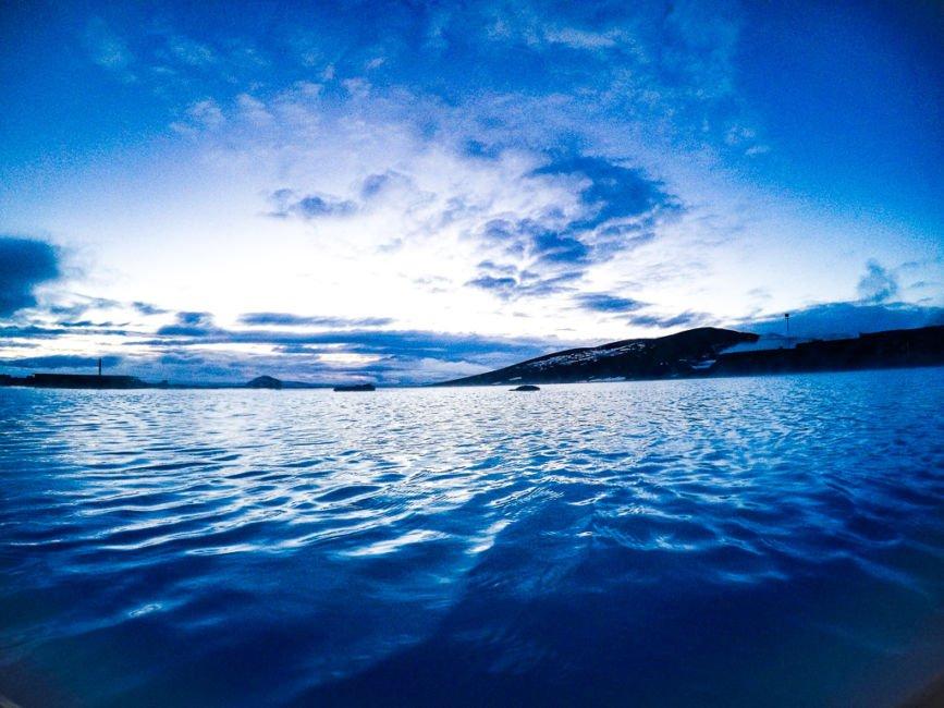 Myvatn baths iceland