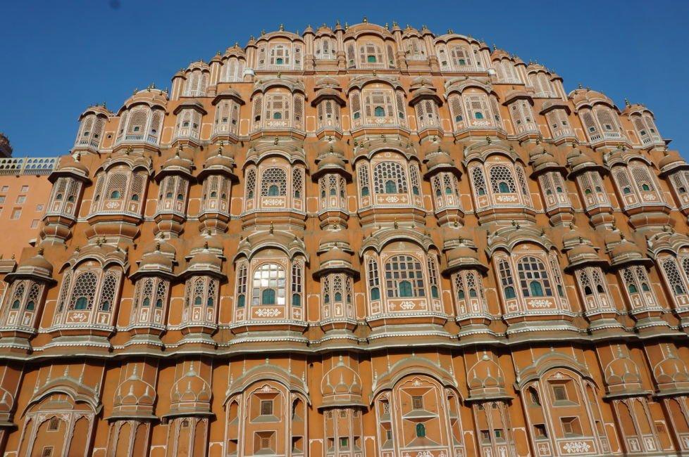 pink palace in jaipur