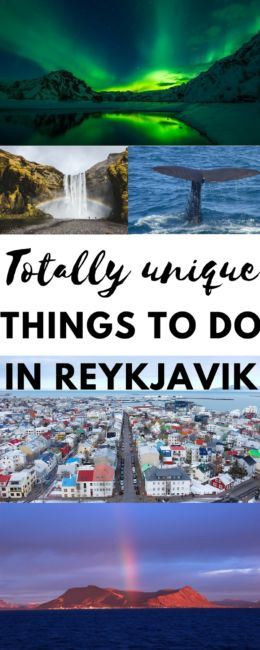 Things To Do in Reykjavik Iceland