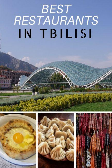 Best restaurants in Tbilisi