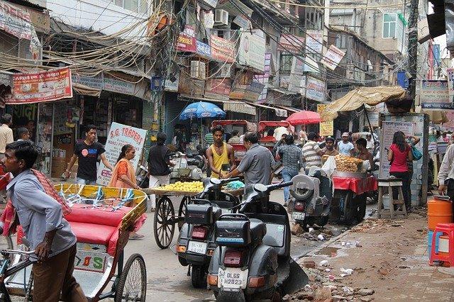 cycling tour of delhi