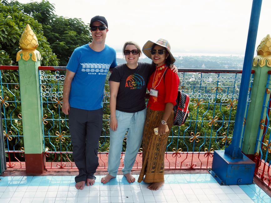visiting myanmar in 2018