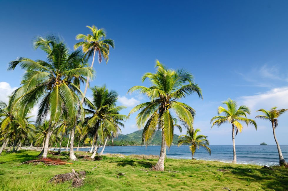 Aguacate Beach Colombia