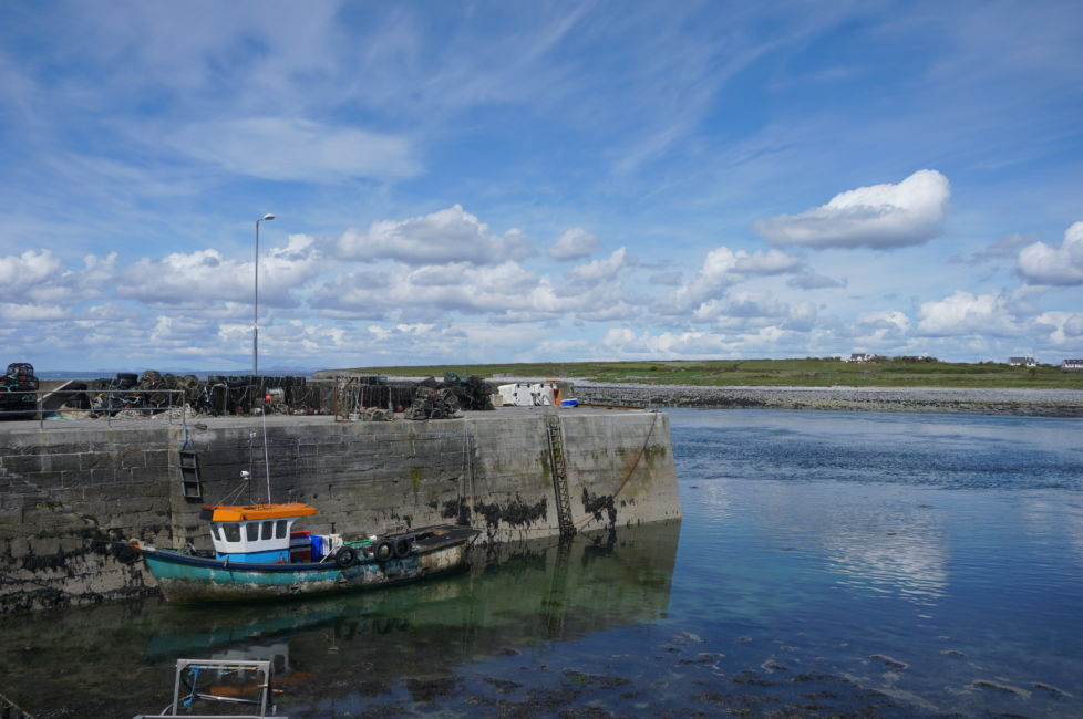 new quay pier clare