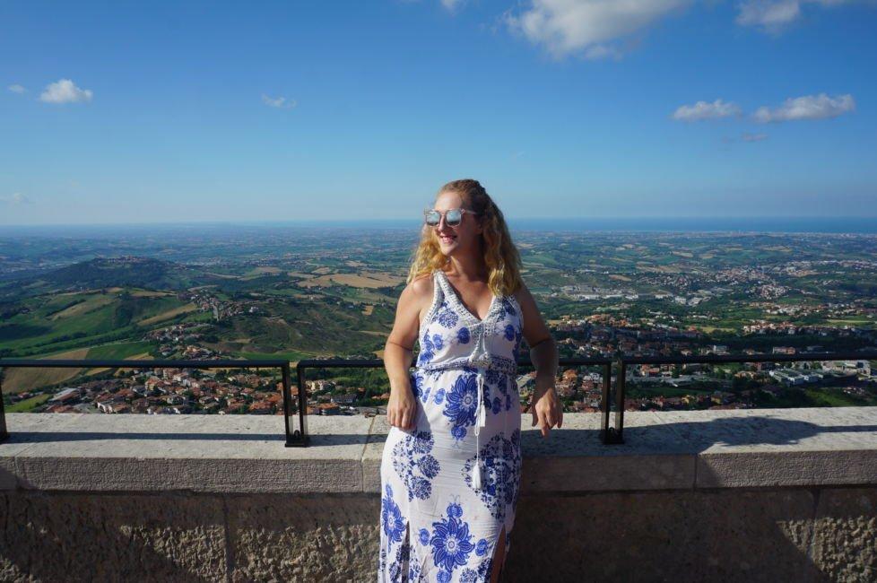 views from san marino