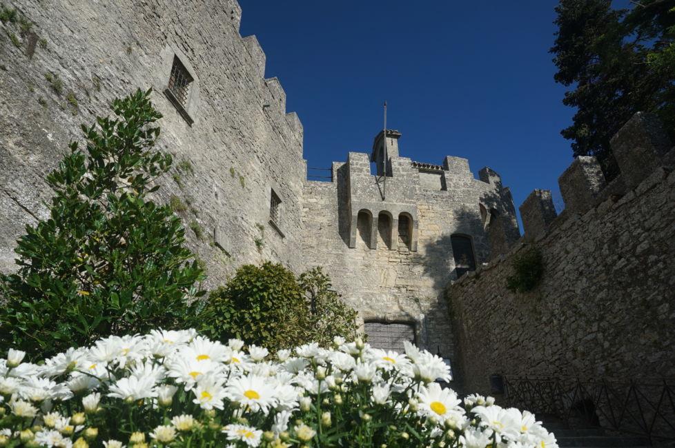 castle tower san marino