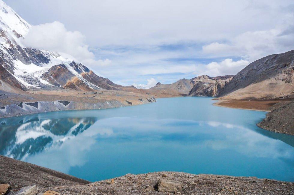 Hiking to Tilicho lake