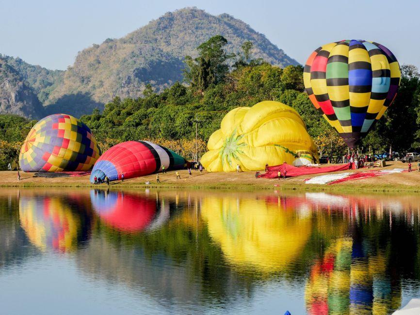 ADVENTURE HOLIDAYS IN THAILAND