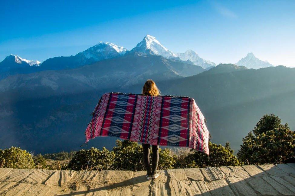 poon hill trek nepal
