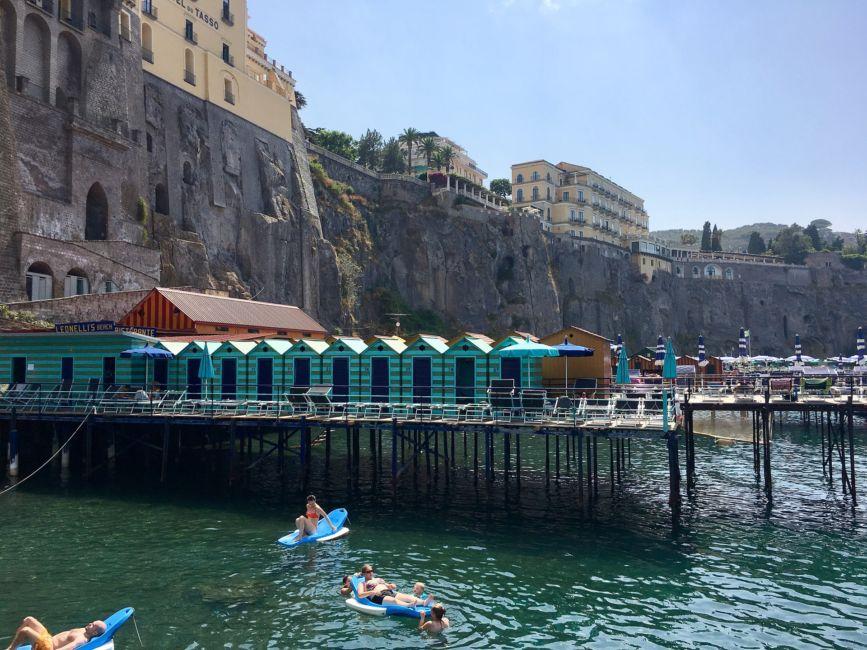 visiting the amalfi coast