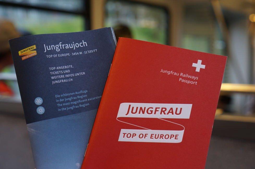 jungfraujoch tickets