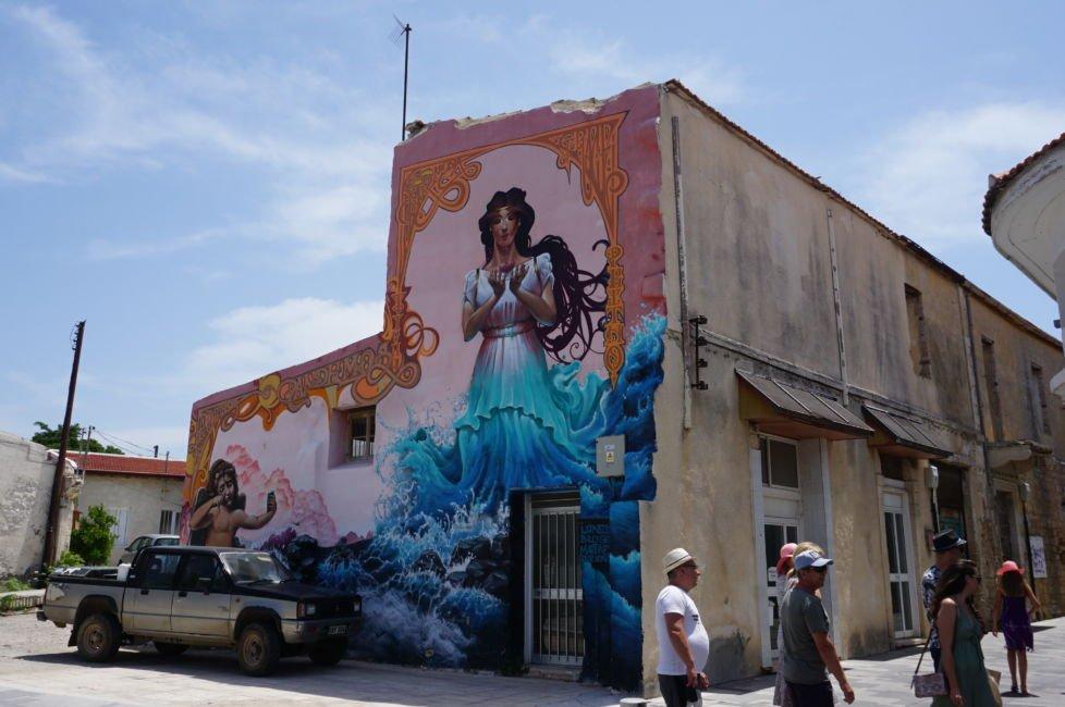 street art paphos