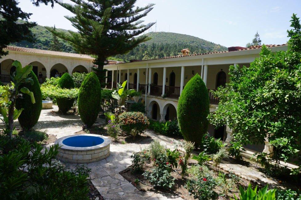 paphos monastery