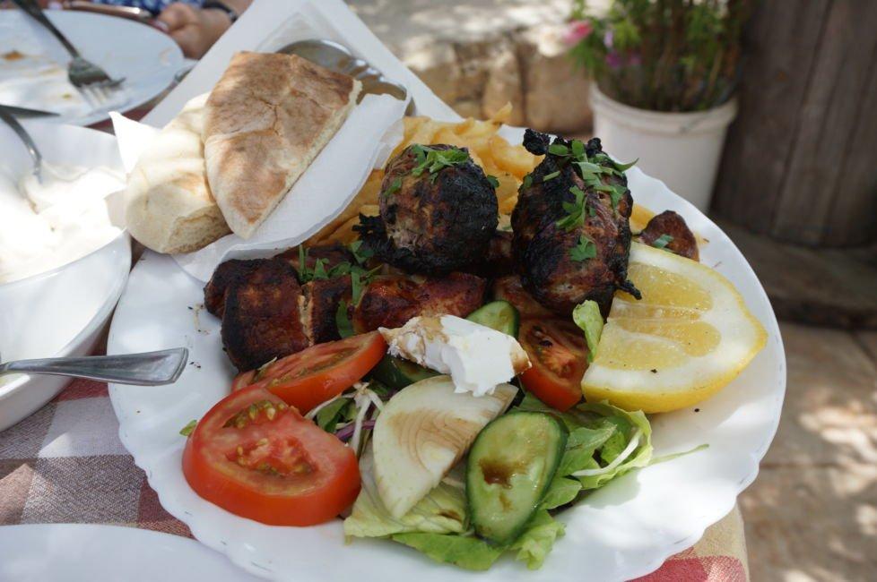 local food cyprus