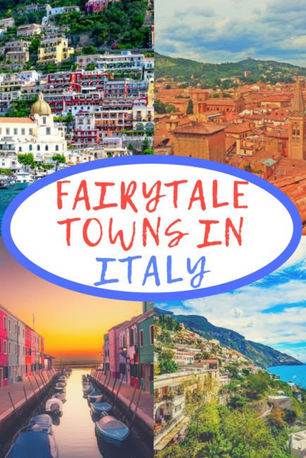 Fairytale Towns in Italy
