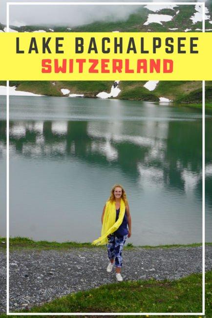 Bachalpsee Lake Grindelwald