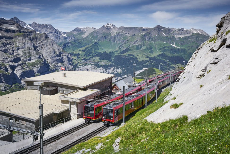 train to top of europe
