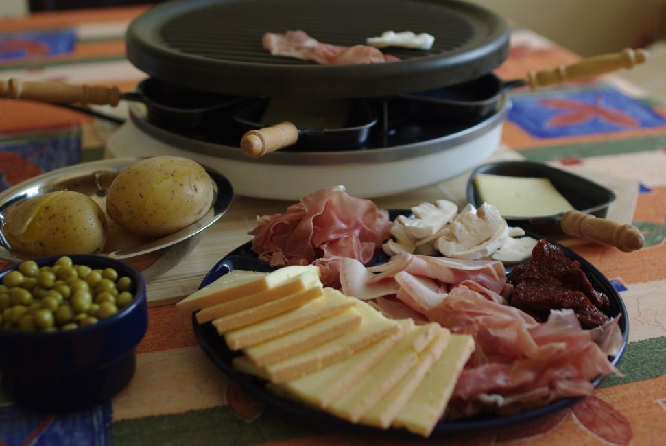 raclette switzerland