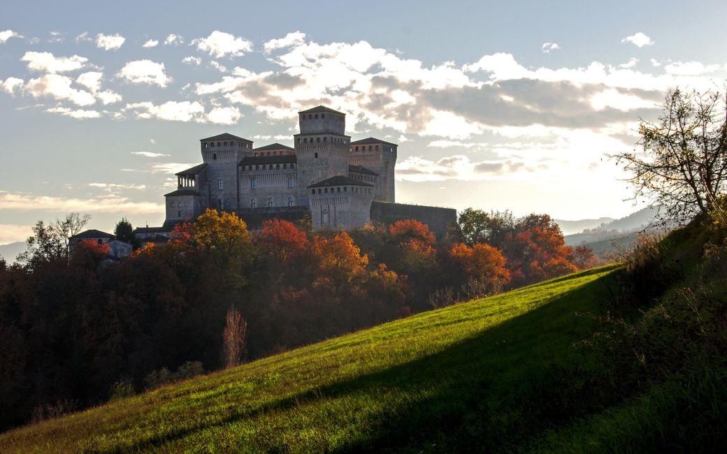 parma castle