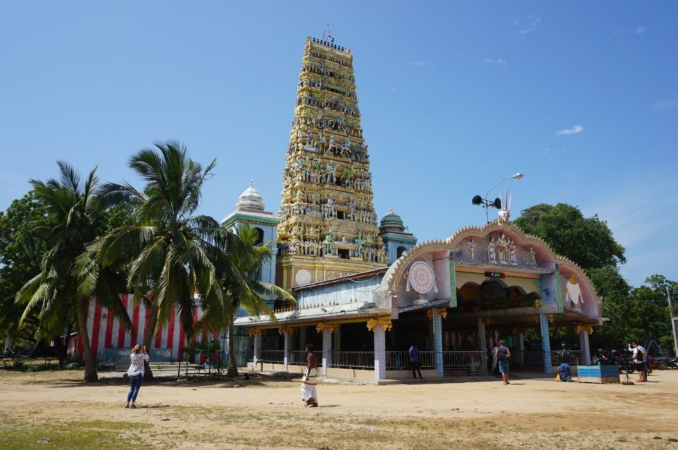temple in jaffna